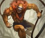 Beastman evil Henchman of Skeletor