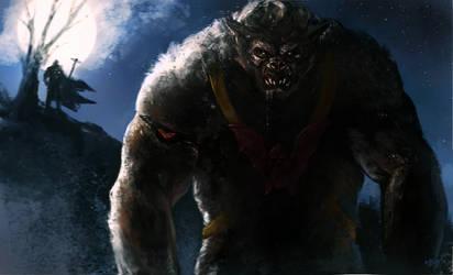 Grizzlor by Odinoir