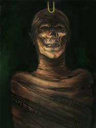 Mummy by Odinoir
