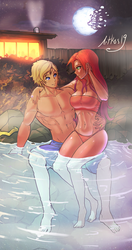 Arkos at the HAWT springs by Artkos19