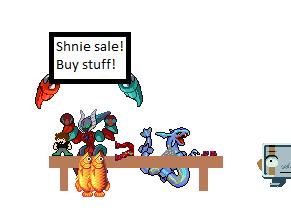 Buy Stuff Here by shadowinccomics