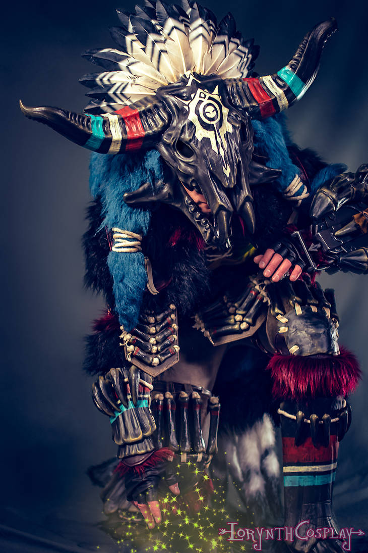 Dober Armor Male Monster Hunter World By Lorynthcosplay On Deviantart