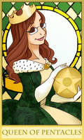 Holly Christine - Queen of Pentacles