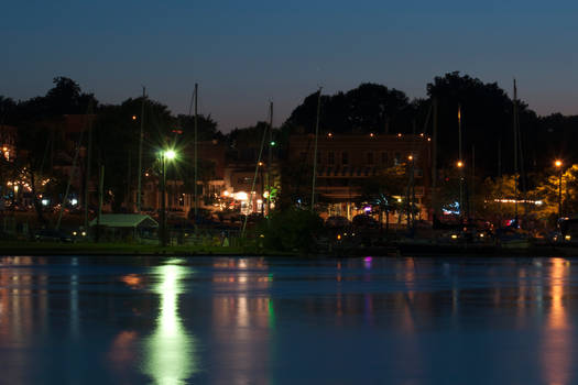 Port Dalhousie twilight