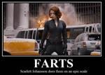 Farts...