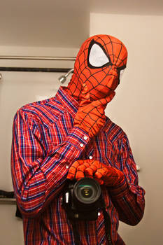 CASUAL SPIDEY