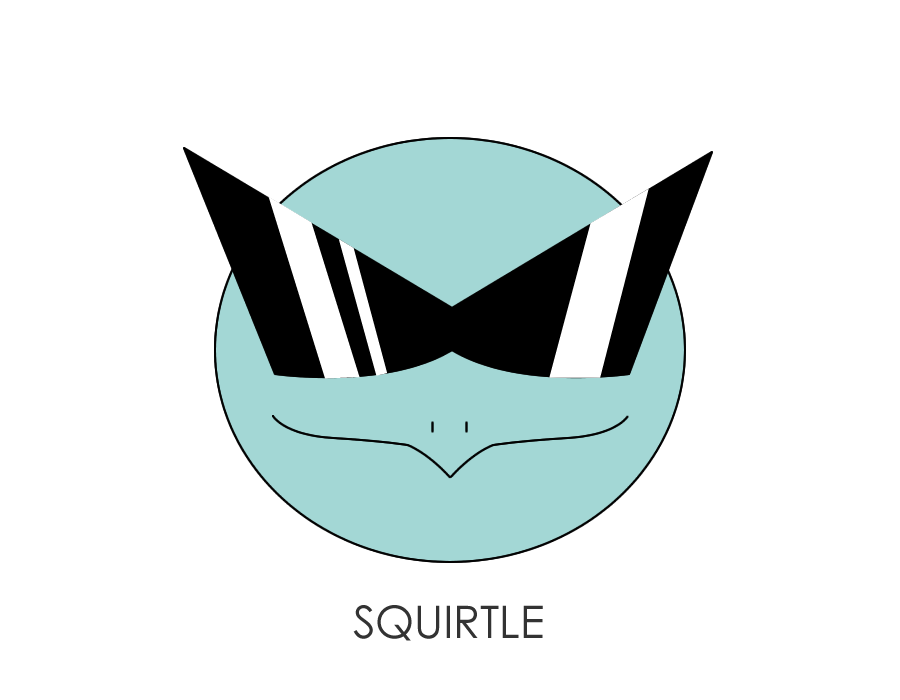 Squirtle by Lady-Amigdala