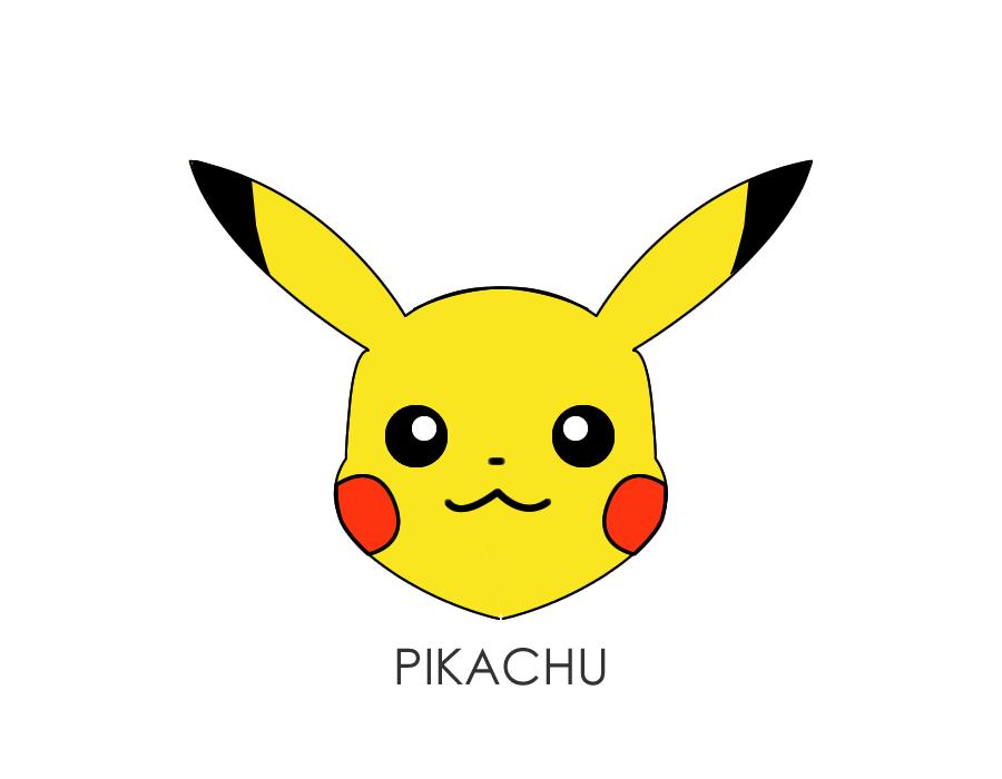 Pikachu by Lady-Amigdala