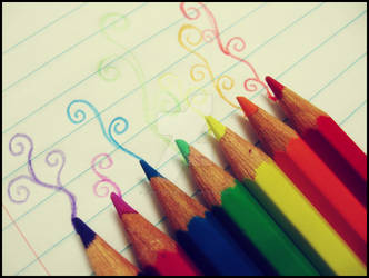 Pencils. by x-Butterflied-x