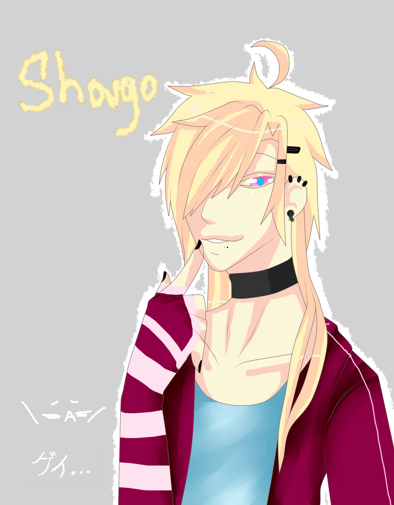 New OC :: Shougo Kise :: by Mako-chii