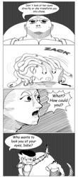 Medusa Parody by Chona-hikaruyama