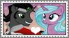 King Sombra X Radiant Hope Stamp by MelSpyRose