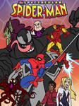 The Spectacular Spider-Man Season 3 New Cover