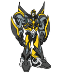 TFP Bumblebee/Bumblmus Prime or Hivemus Prime