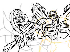 Bumblebee and Orion Eclipse Talk
