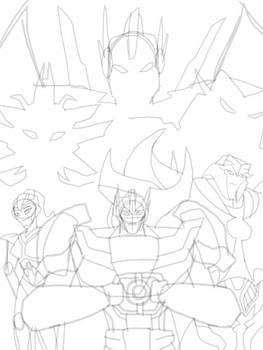TFP: The Birth of Optimus Prime (WIP)