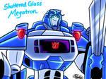TFP: Broken Mirror - Megatronus (Commission)