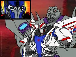 TFP: Smokescreen's Destiny - Shock and Betrayal