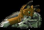Fox Cuddle