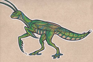 Mantis Dinosaur