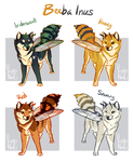 (CLOSED) Beeba Inu Adopts
