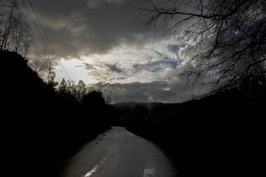 A Road Trough The Darkness