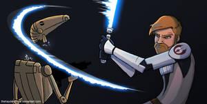 General Obi-wan Kenobi by thehaydenclone