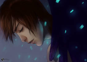 Purple Wings by Sho-kun