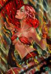 Flaming Dance by Sho-kun