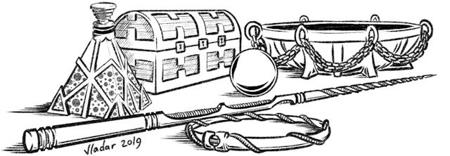 ItDR: Magic Items