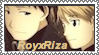 Roy x Riza stamp by meg15warrior
