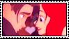 Jim X Ariel Fan stamp by meg15warrior