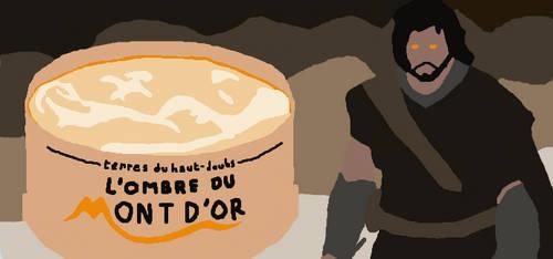 L'Ombre du mont D'Or