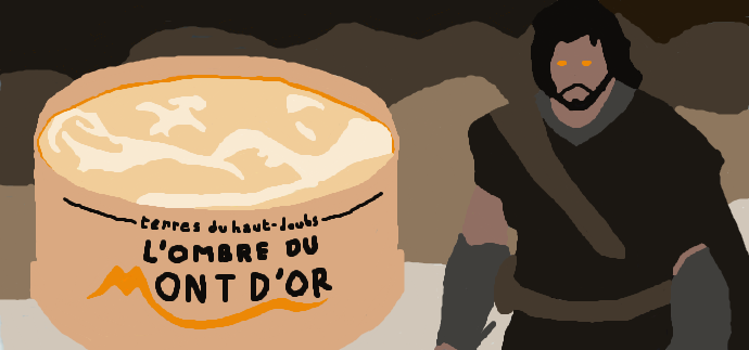L'Ombre du mont D'Or by NaityDhimDarell