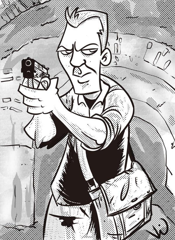 Jack Bauer by jerwitko