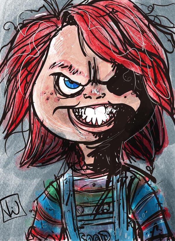 Chucky by jerwitko