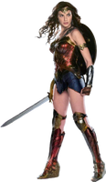 Wonder Woman Gal Gadot Transparent Background by Gasa979