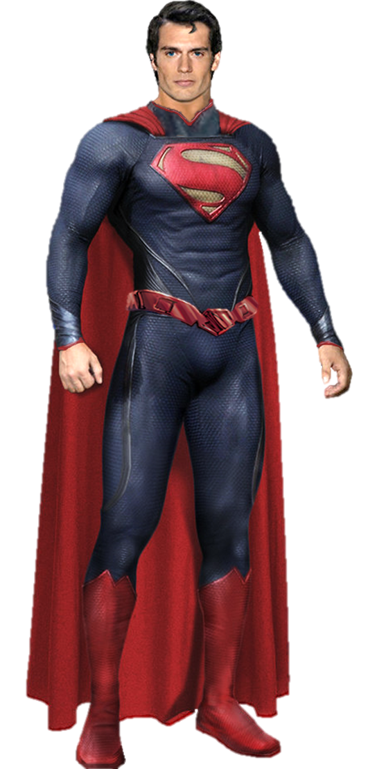 Superman New 52 Transparent background by gasa979 on ...