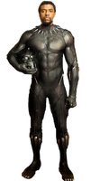 T'Challa Black Panther PNG