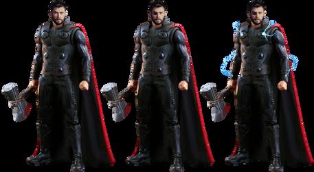 Thor Infinity War - Stormbreaker
