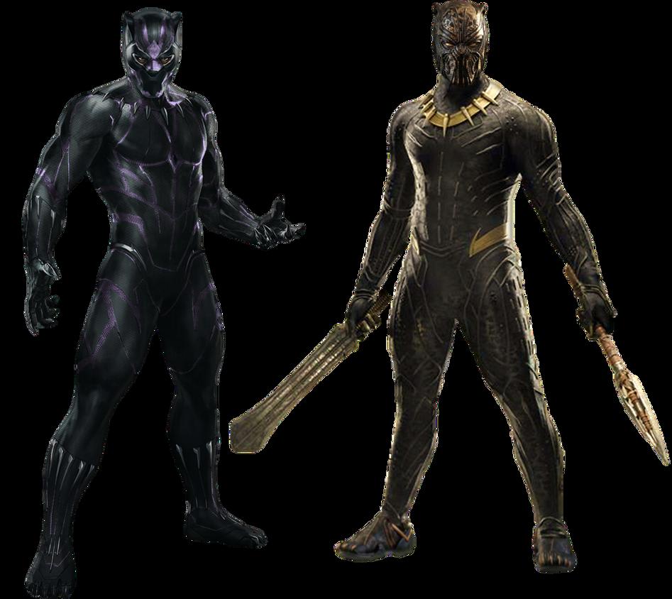 black panther vs golden jaguargasa979 on deviantart