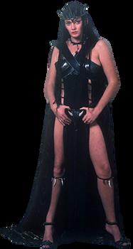 Queen Taramis :Conan The Destroyer