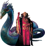 Ming The Merciless and Mongor