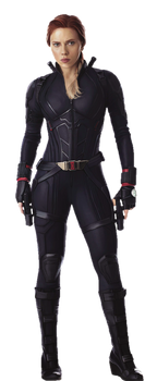 Black Widow :Avengers Endgame by Gasa979