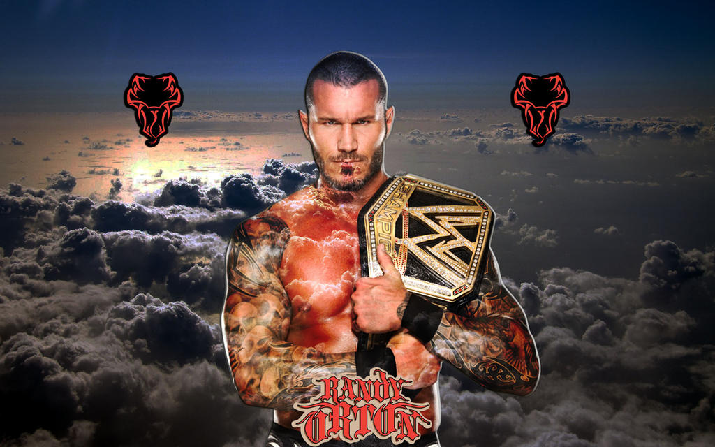 Wwe Randy Orton Wallpaper By Hamxtheplayer