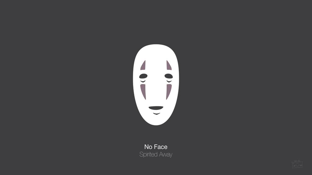 no face spirited away by ralfarios on deviantart