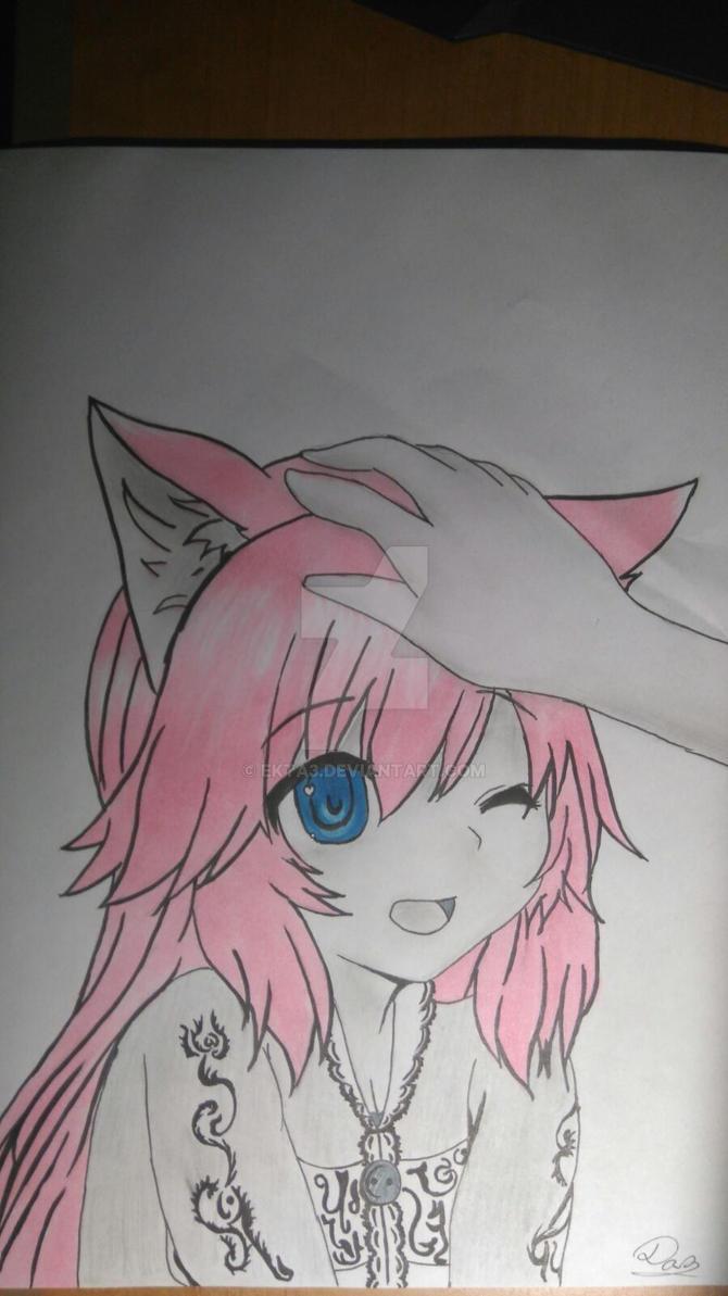 Neko Girl for Senpai by Ekta3