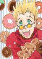 Donut Heaven - ATC by Cillysuun