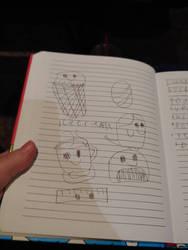 Doodles by dramaprincess12
