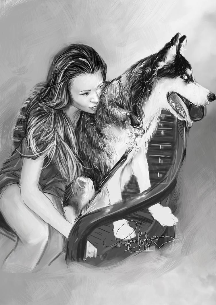 Dog whisperer by shaunrodriguez29